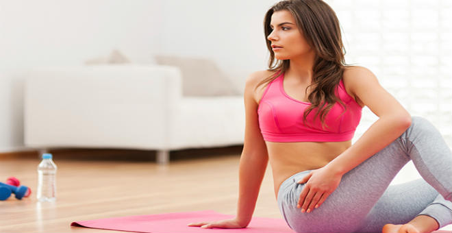 تعلمي بعض الحيل للتخلص من الدهون الزائدة بأردافك