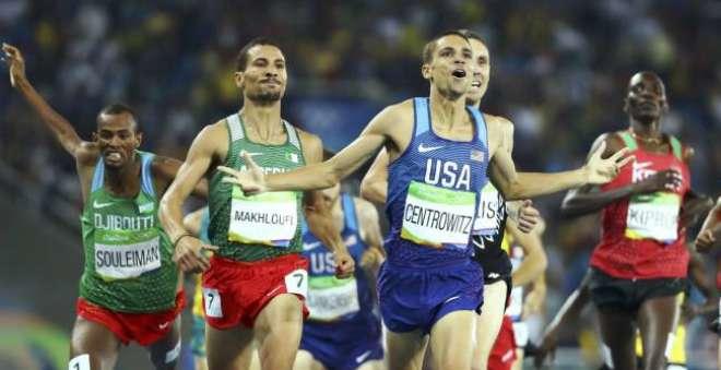 مخلوفي ينتزع الفضية ال1500 متر و يهدي الجزائر ميدالية ثانية