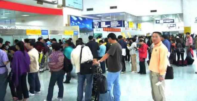 مطار محمد الخامس الدولي يحظى بالحصة الكبرى في عدد المسافرين