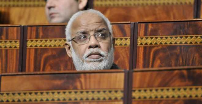 يتيم يلوم رئيس مجلس النواب بسبب بوانو والزاهيدي