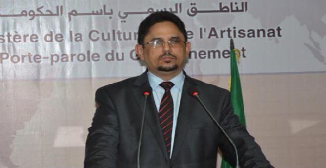 الناطق باسم الحكومة الموريتانية: الأمور طبيعية مع المملكة المغربية