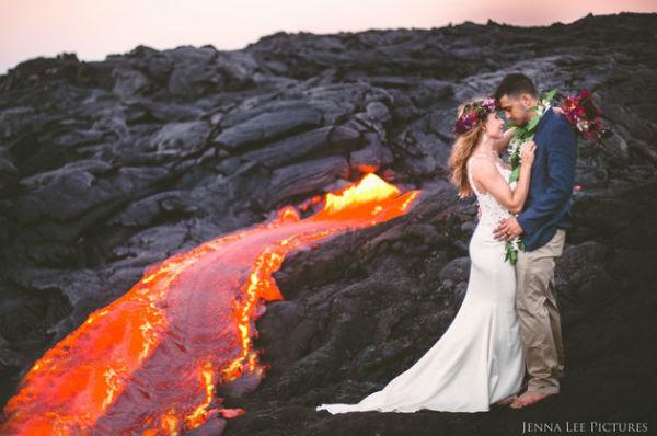picture volcano