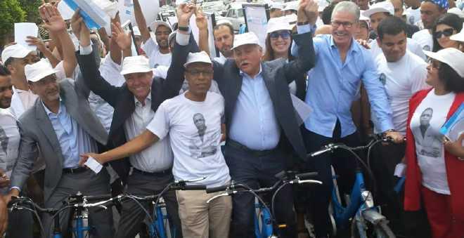 وزراء التقدم والاشتراكية يغيبون عن انتخابات الـ7 أكتوبر باستثناء واحد!