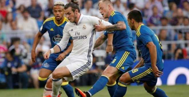 بالفيديو. ريال مدريد يخطف فوزا صعبا أمام سيلتا فيغو بالدوري الاسباني