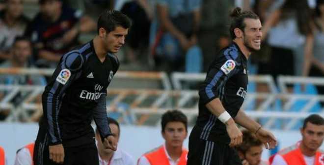 ريال مدريد يفتتح الليجا بثلاثية في مرمى سوسييداد