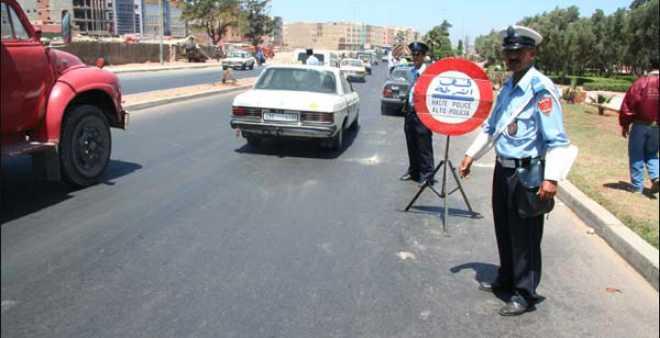مليون وأزيد من 162 ألف مخالفة مرورية ارتكبها المغاربة في 8 أشهر!