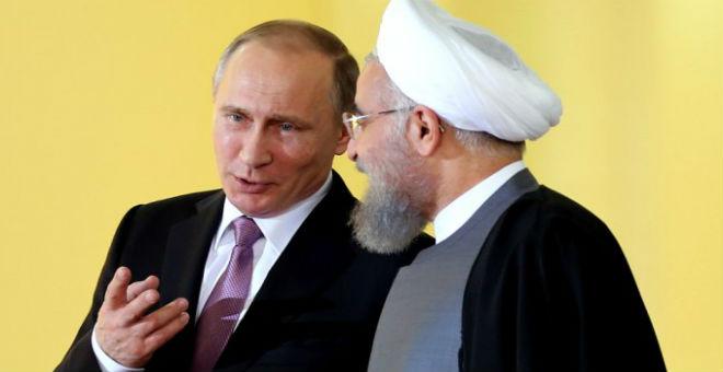 انتهاء استخدام الطيران العسكري الجوي الروسي لقاعدة همدان الإيرانية