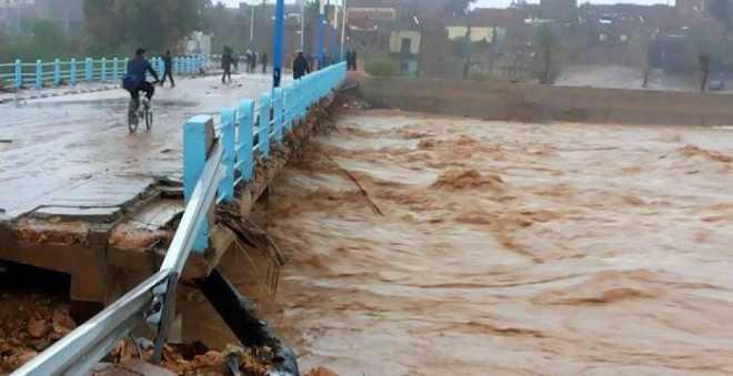 جهة طنجة تطوان الحسيمة صرفت في 10 سنوات ميزانية ضخمة لحمايتها من الفيضانات