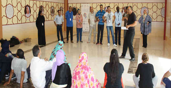 تدشين المرحلة الجديدة لتنمية وتطوير المسرح المدرسي العربي
