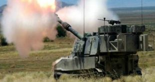 المدفعية التركية