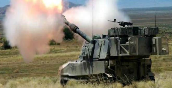 المدفعية التركية تقصف مواقع تنظيم