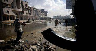 المستنقع الليبي