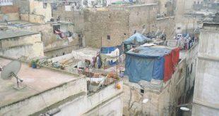 سكان المدينة القديمة