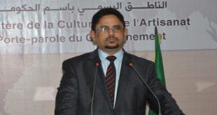 الناطق باسم الحكومة الموريتانية