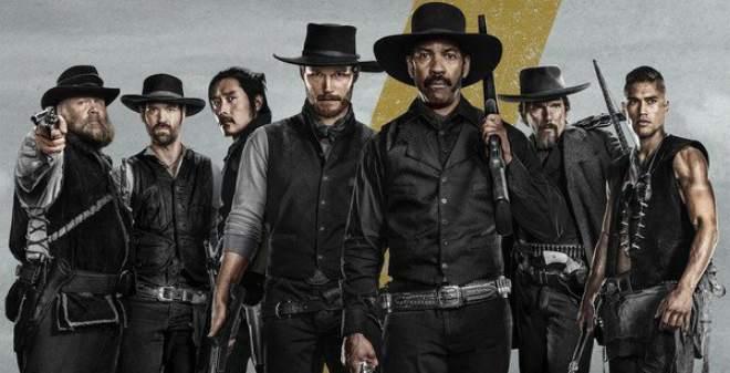 فيلم The Magnificent Seven يتصدر البوكس أوفيس يومين فقط بعد طرحه