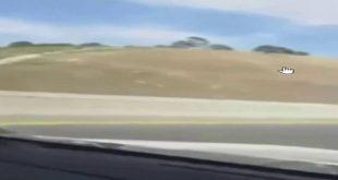 فيديو : وقاحة سائق سيارة ذهب عكس السير في الطريق السيار فلقي مصرعه بطريقة مروعة