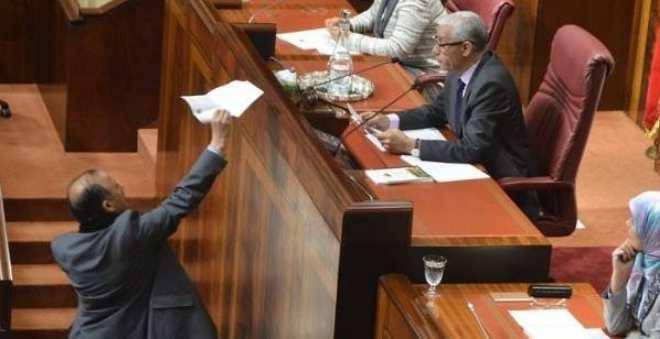 حديث الأسبوعيات: من مفاجآت الانتخابات..برلماني يترشح لمجلس النواب بعد  استقالته منه !