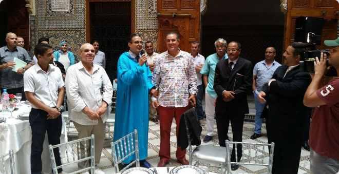 تأسيس المكتب الجهوي للائتلاف المغربي للملكية الفكرية  بجهة الرباط – القنيطرة