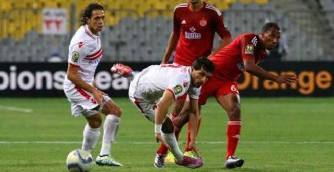 الوداد يغادر دوري الأبطال مرفوع الرأس بعد مباراة مثيرة أمام الزمالك