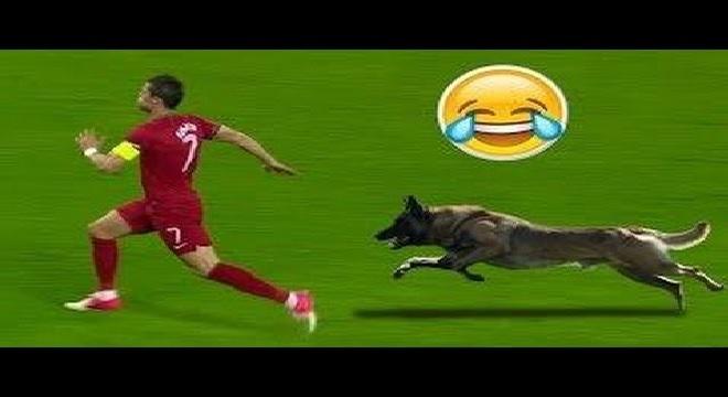بالفيديو.. مقاطع مضحكة جداً في كرة القدم