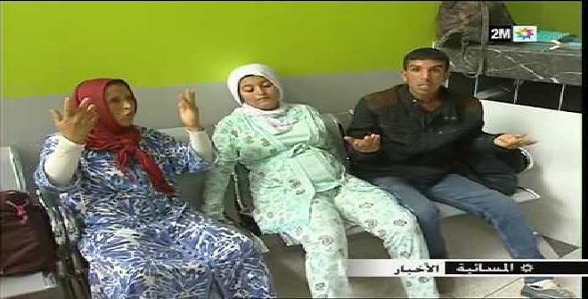 قصة اختطاف رضيعه من مستشفى الهاروشي بالدار البيضاء