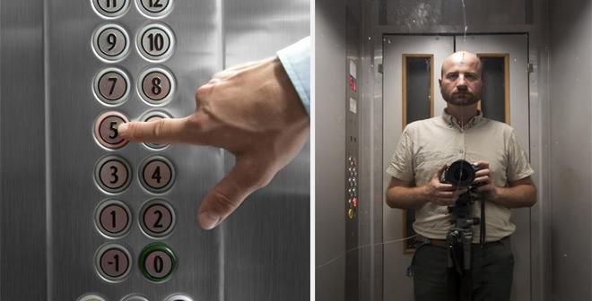 بالفيديو.. لماذا توجد المرآة في المصعد الكهربائيّ ؟