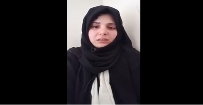 بالفيديو.. هذا ما وقع لفتاة مغربية تعرفت على سعودي في الانترنت وتزوج بها