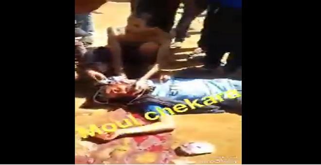 بالفيديو.. جريمة قتل أخرى تهز مدينة الدار البيضاء