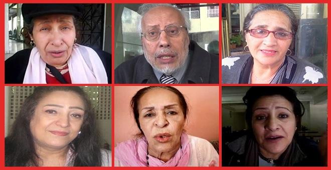 فيديو مؤثر.. نجوم مغاربة يعيشون الفقر والتهميش