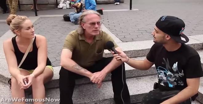 بالفيديو.. شاهد ماذا يعرف الامريكيون عن عيد المسلمين !