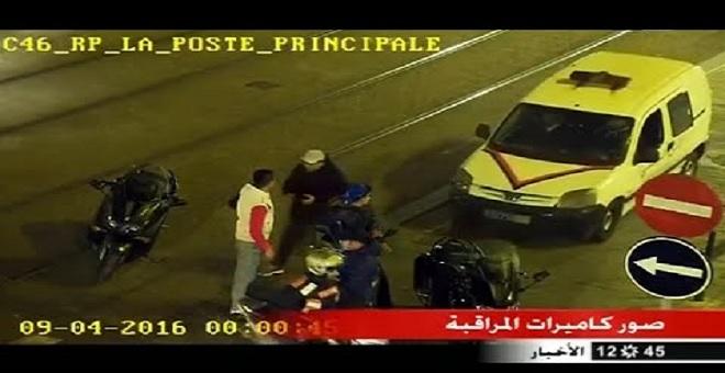 كاميرا القناة الثانية ترصد تدخلات أمنية لشرطة البيضاء