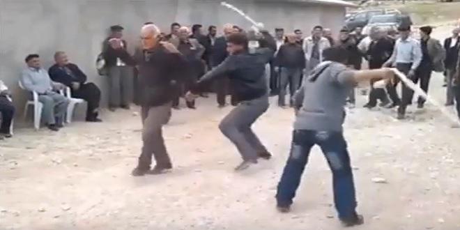 بالفيديو.. أغرب رقصة ممكن أن تشاهدها
