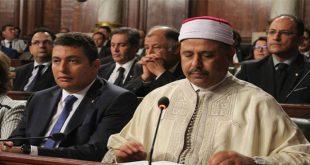 وزير الشؤون الدينية في تونس