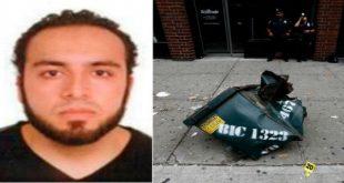 المشتبه به في تفجير نيويورك