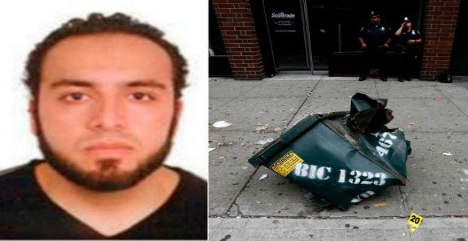 مطاردة المشتبه به في تفجير نيويورك..وحديث عن ارتباطات إرهابية