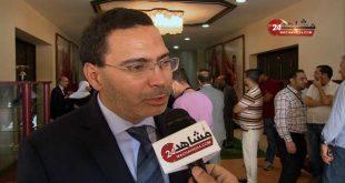 مصطفى الخلفي يكشف سبب ترشحه بسيدي بنور