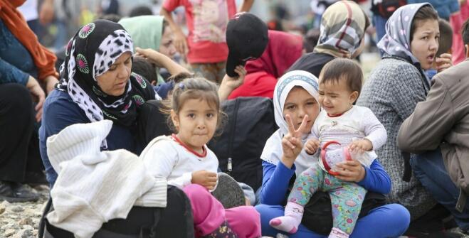 السوريون في مقدمة المهاجرين الذين استفادوا من