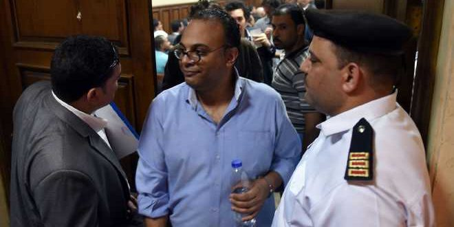 نشطاء حقوق الإنسان بمصر