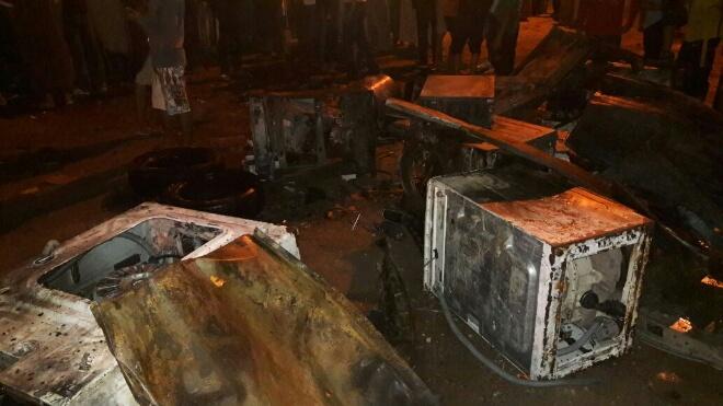 ليلة العيد.. حادث مؤلم يهز منطقة أناسي بالبيضاء