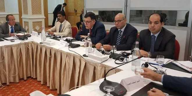 الحوار الليبي في تونس