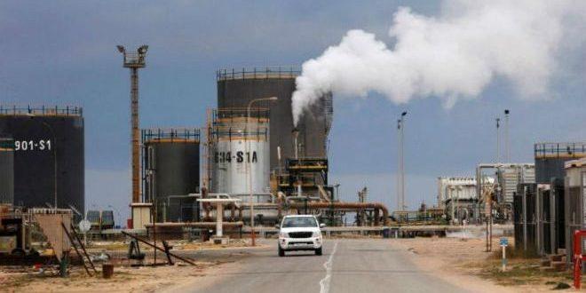 حرب على الموانئ النفطية
