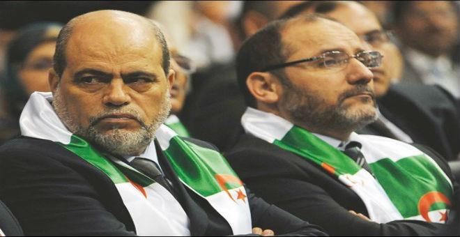 الجزائر: سلطاني يحضر لانقلاب داخل