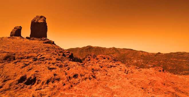 نقل مليون إنسان لإنشاء حضارة مستقلة على سطح المريخ