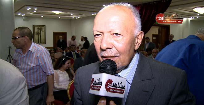 خالد الناصري: نأمل إفراز خريطة سياسية تعكس واقع المجتمع