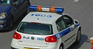 معدلات الجريمة بالجزائر