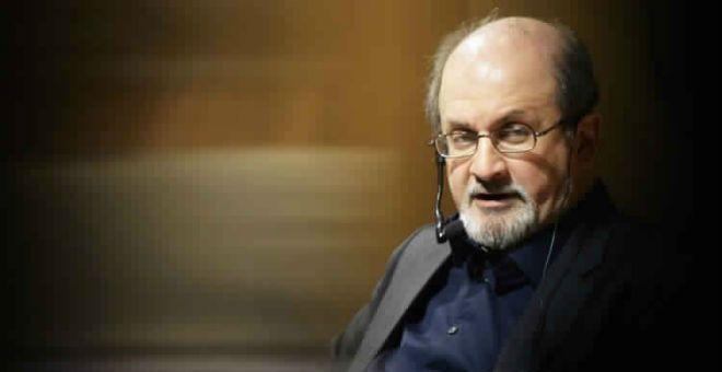 سلمان رشدي: