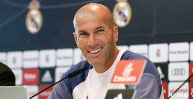 زيدان: تدريب ريال مدريد كان حلم صعب المنال