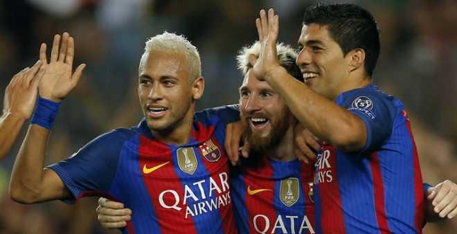 برشلونة يتأهل لنهائي كأس الملك