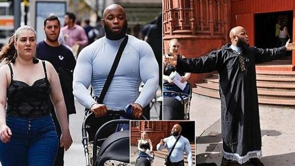 مثير.. صورة تكشف حقيقة داعية مزيف تحدى الشرطة