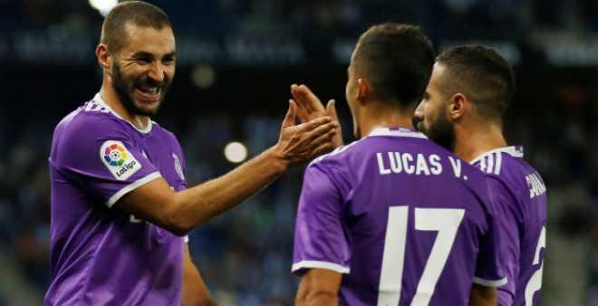 ريال مدريد يتصدر الليغا بفوزه على إسبانيول